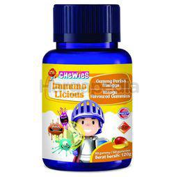 Chewies Immuno Licious Mango Flavours 60s