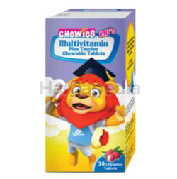 Chewies Multivitamin with Taurine 30s