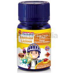 Chewies Immuno Licious Mango Flavours 30s