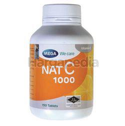 Mega Nat C 1000mg 150s
