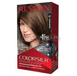 Revlon Colorsilk 41 Mahogany Brown Hair Colour 1set