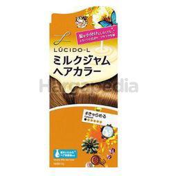 Lucido-L Creamy Milk Hair Color Caramel 1set