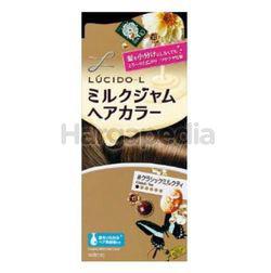 Lucido-L Creamy Milk Hair Color Classic Tea 1set
