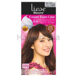 Liese Blaune Creamy Foam Color 3R Rose Brown 1set