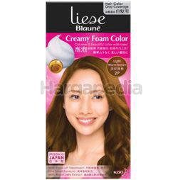 Liese Blaune Creamy Foam Color 2P Light Warm Brown 1set