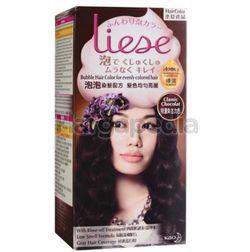 Liese Creamy Bubble Hair Color Classic Chocolat 1set