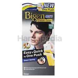 Bigen Men Cream Colour 102 Brown Black 1set