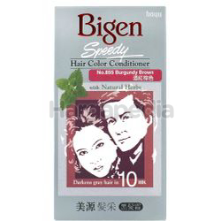 Bigen Speedy Hair Colour 855 Burgundy Brown 1set