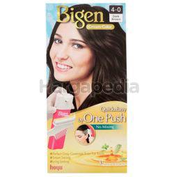 Bigen Cream Colour 4-0 Dark Brown 1set