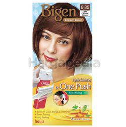 Bigen Cream Colour 6-35 Light Caramel Brown 1set