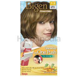 Bigen Cream Colour 7-3 Golden Blonde 1set