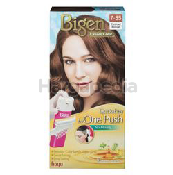 Bigen Cream Colour 7-35 Caramel Blonde 1set
