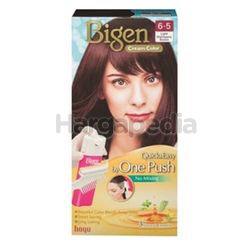 Bigen Cream Colour 6-5 Light Mahogany 1set