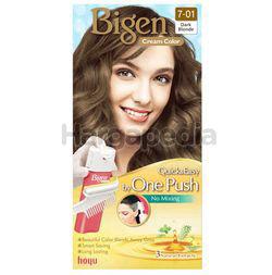 Bigen Cream Colour 7-01 Dark Blonde 1set