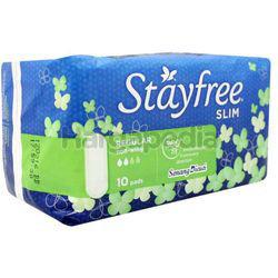 Stayfree Cottony Soft Slim Non Wing 10s