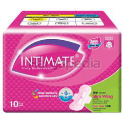 Intimate Cottony Surface Daylite Slim Wing 10s