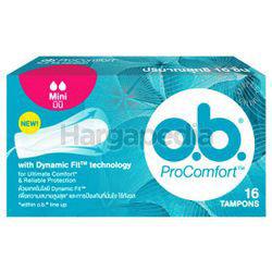 O.B. Pro Comfort Mini 16s