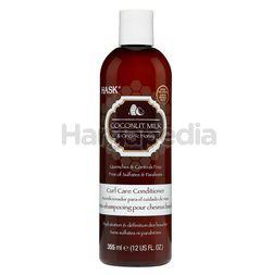 Hask Coconut Milk & Organic Honey Conditioner 355ml