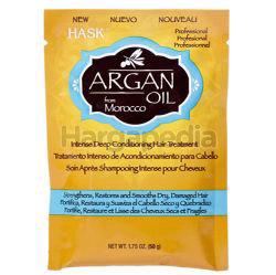 Hask Argan Oil Intense Deep Conditioning Hair Treatment 50ml