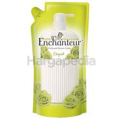 Enchanteur Elegant Perfumed Shower Creme Refill Pouch 600gm