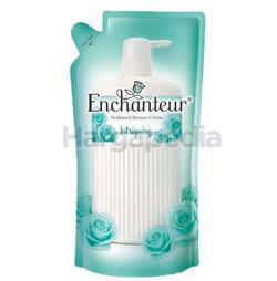 Enchanteur Intriguing Perfumed Shower Creme Refill Pouch 600gm