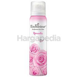 Enchanteur Body Mist Romantic 75ml