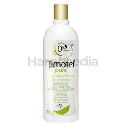Timotei 2In1 Pure  Shampoo 400ml