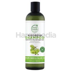 Petal Fresh Moisturizing Grape Seed & Olive Oil Shampoo 355ml