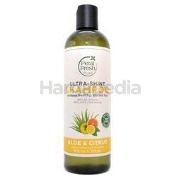 Petal Fresh Ultra-Shine Aloe & Citrus Shampoo 355ml