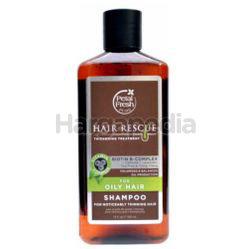 Petal Fresh Hair Rescue Oily Hair Shampoo 355ml