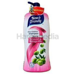 New & Trendy Shampoo Olive Essence950ml