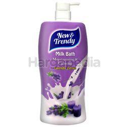 New & Trendy Milk Bath Lavender Extract 950ml