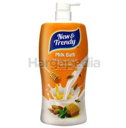 New & Trendy Milk Bath Honey With Almond Milk 950ml