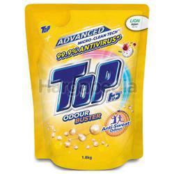 Top Liquid Detergent Odour Buster Refill 1.8kg