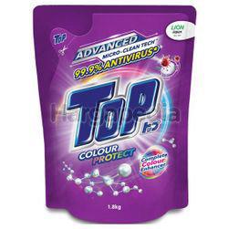 Top Liquid Detergent Colour Protect Refill 1.8kg