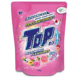 Top Liquid Detergent Blooming Pleasure Refill 1.5kg