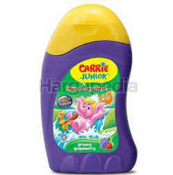 Carrie Junior Baby Hair & Body Wash Groovy Grapeberry 90ml