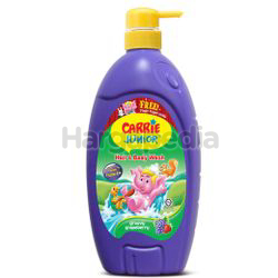Carrie Junior Baby Hair & Body Wash Groovy Grapeberry 1lit