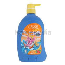 Carrie Junior Baby Bath Joyful Raspberry 700ml