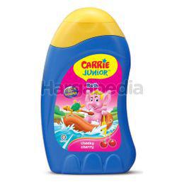 Carrie Junior Baby Bath Cheeky Cherry 280ml