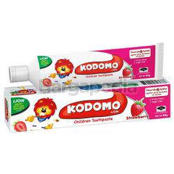Kodomo Children Toothpaste Strawberry 80gm