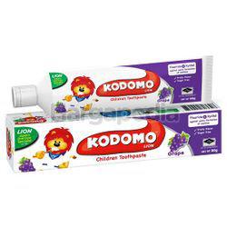 Kodomo Children Toothpaste Grape 80gm