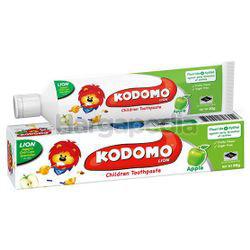 Kodomo Children Toothpaste Apple 80gm