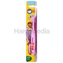 Kodomo Soft & Slim Professional Toothbrush for Milk Teeth (3yrs - 5yrs) 1s