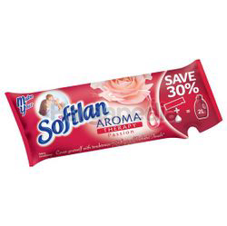 Softlan Eco Pack Fabric Softener Aroma Therapy Passion 500ml