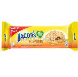 Jacob's Hi Fibre Cracker 355gm
