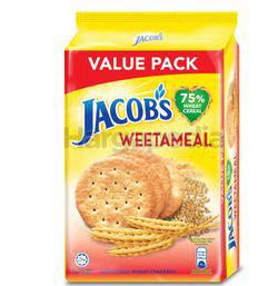 Jacob's Weetameal Cracker 289gm