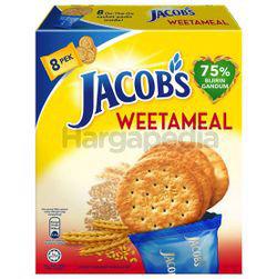 Jacob's Weetameal Cracker Multipack 144gm