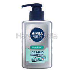 Nivea Men Acne Oil Control Serum Mud Foam 120ml