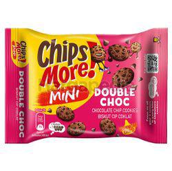 Chipsmore Mini Double Choc 80gm
